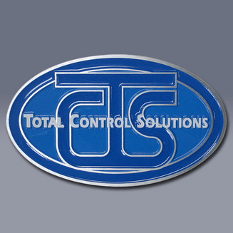 Total Control Solutions Namplate