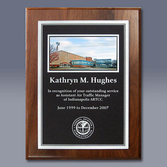KH Recognition Plaque